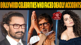 Top 10 Bollywood Celebrities Who Faced Deadly Accidents