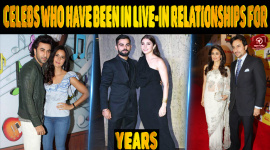 Top 10 Bollywood Celebs Who Have Been In Live-In Relationships For Years