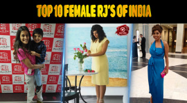 Top 10 Female RJ's Of India