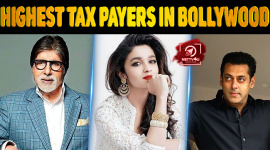 Top 10 Highest Tax Payers In Bollywood(2017)