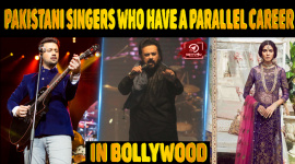 Top 10 Pakistani Singers Who Have A Parallel Career In Bollywood