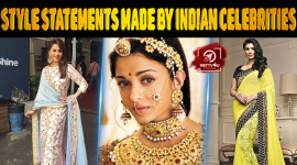 Top 10 Style Statements Made By Indian Celebrities
