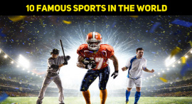 10 Famous Sports In The World
