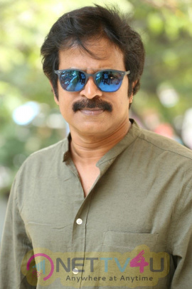 Actor Brahmaji Interview Stills About Next Nuvve Movie