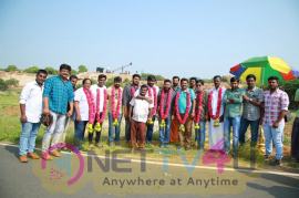 YSR Films Production No.2 New Movie Pooja Pics
