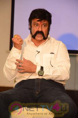 Nandamuri Balakrishna Gautamiputra Satakarni Exclusive Interview Stills