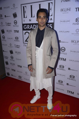 Hot Celebs At The Elle Graduates Fashion Show Organised By Elle Magazine Hindi Gallery