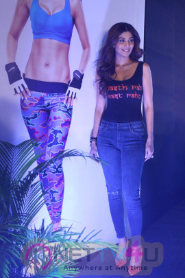 Launch Of Shilpa Shetty Wellness Series By Tiger Shroff Stills Hindi Gallery