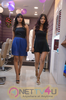 Natural Beauty Salon Launch Exclusive Images Telugu Gallery