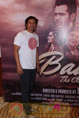 Song Launch Of Film Badri The Cloud With Hemant Pandey & Nidhi Nautiyal Stills Hindi Gallery