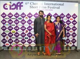 6th Chennai International Short Film Festival Inauguration Images