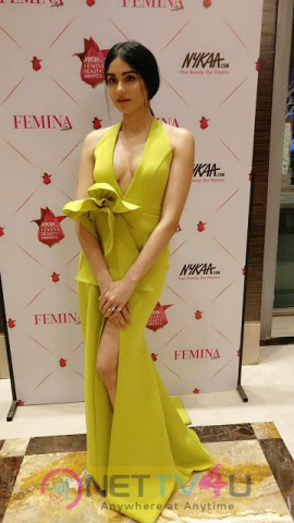 Hot And Sexy Actress At Femina Beauty Awards 2017 Photos