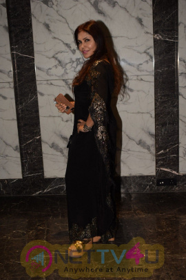 Poonam Dhillon Birthday Party In Juhu