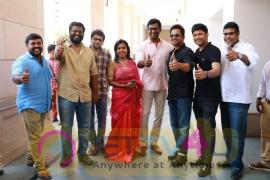 Irumbu Thirai Success Press Meet Tamil Gallery