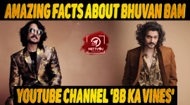 10 Amazing Facts About Bhuvan Bam For YouTube Channel 'BB Ka Vines'