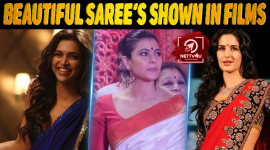 10 Beautiful Saree's Shown In Bollywood Films
