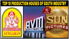Top 10 Production Houses Of South Industry
