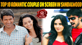 Top 10 Romantic Couple On Screen In Sandalwood