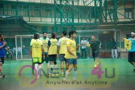Ishaan Khattar Spotted Playing Football  Hindi Gallery