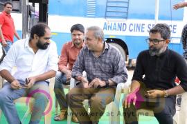 Niharika Film Launched By Varun Tej And Krish PoojaSpot Images