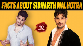 10 Facts About Sidharth Malhotra