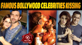 10 Famous Bollywood Celebrities Kissing Each Other