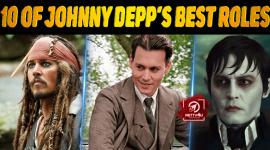10 Of Johnny Depp's Best Roles