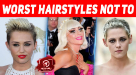10 Worst Hairstyles Not To Follow