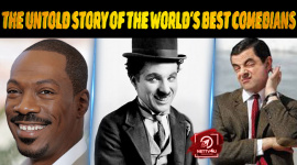 The Untold Story Of The World's Best Comedians
