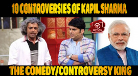 Top 10 Controversies Of Kapil Sharma – The Comedy/Controversy King