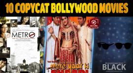 Top 10 Copycat Bollywood Movies