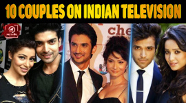 Top 10 Couples On Indian Television