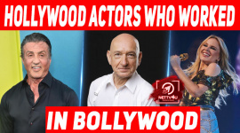 Top 10 Hollywood Actors Who Worked In Bollywood