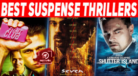 Top 10 Hollywood Suspense Thrillers
