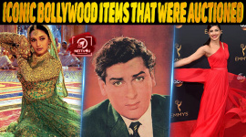 Top 10 Iconic Bollywood Items That Were Auctioned