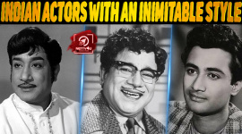 Top 10 Indian Actors With An Inimitable Style
