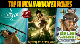 Top 10 Indian Animated Movies