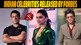 Top 10 Indian Celebrities Released By Forbes (as Per 2015)