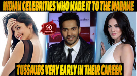 Top 10 Indian Celebrities Who Made It To The Madame Tussauds Very Early In Their Career