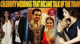 Top 10 Indian Celebrity Weddings That Became Talk Of The Town