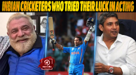 Top 10 Indian Cricketers Who Tried Their Luck In Acting