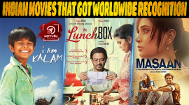 Top 10 Indian Movies That Got Worldwide Recognition.