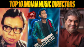 Top 10 Indian Music Directors