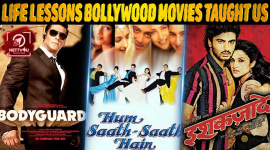 Top 10 Life Lessons Bollywood Movies Taught Us.