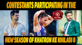 Top 10 Lists Of Contestants Participating In The Brand-New Season Of Khatron Ke Khiladi 8