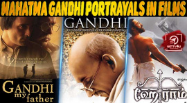 Top 10 Mahatma Gandhi Portrayals In Films