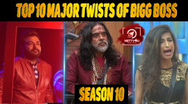 Top 10 Major Twists Of Bigg Boss Season 10