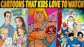 Top 10 Malayalam Cartoons That Kids Love To Watch