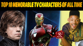 Top 10 Memorable TV Characters Of All Time
