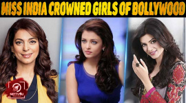 Top 10 Miss India Crowned Girls Of Bollywood